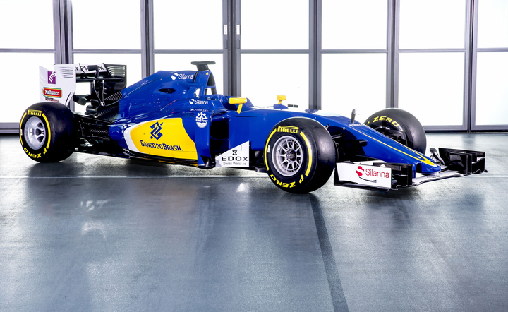 F1 News – First Pictures of the C35-Ferrari released by Sauber