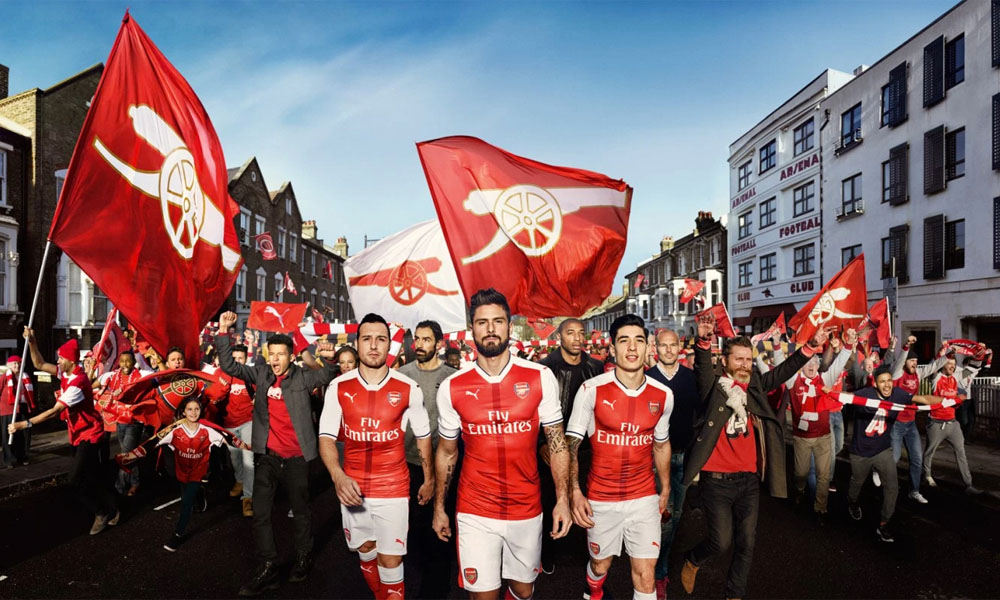 Arsenal Unveil New Home Kit 2016/17: Classic Football Shirt with Modern Details