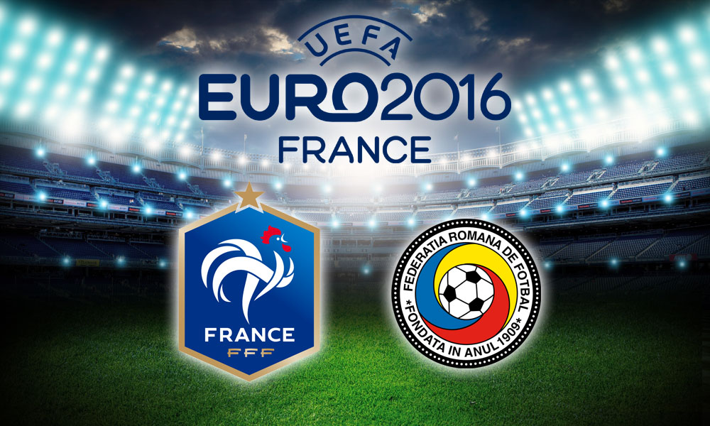 Euro 2016 - France vs Romania - Betting Tips