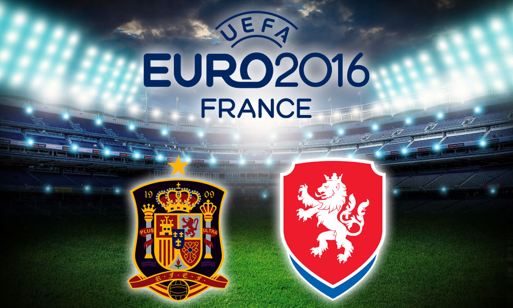 Euro 2016 Betting Tips & Odds Spain v Czech Republic:  One more time for La Roja – 13 June 2016